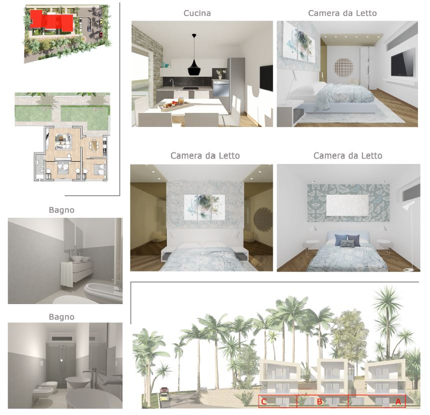 Tropea Hills – Apartments 1, 2 _ 3 – b